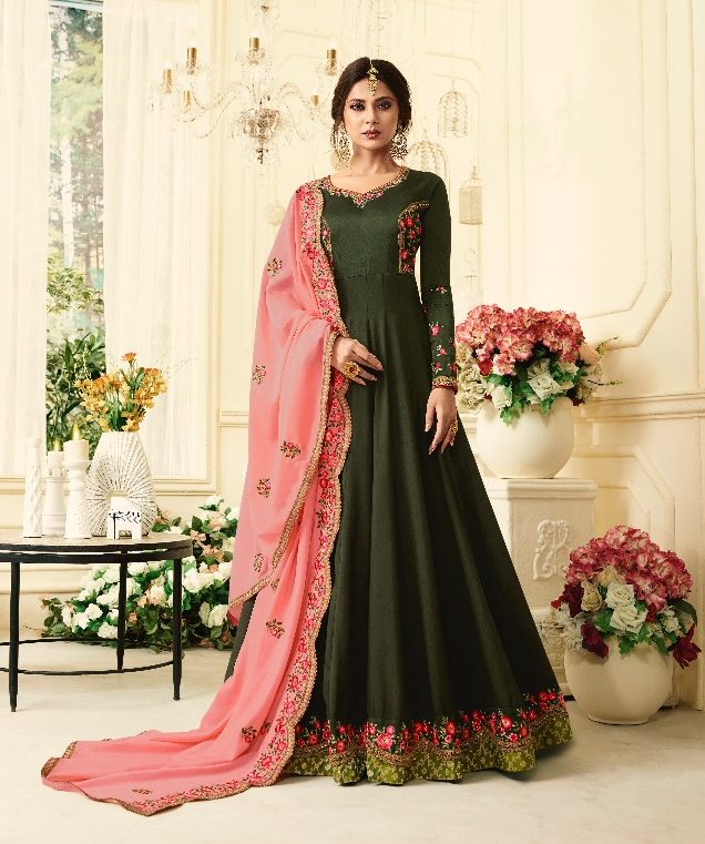 Party Wear Gown Dresses